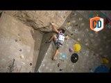 Domen Skofic And Janja Garnbret World Cup Champions | Climbing Daily Ep.821