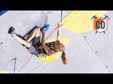 Janja Garnbret Unstoppable Again In Briançon 2016 | Climbing Daily Ep.748