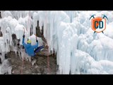 Overhanging Ice At The Ecrins Ice Festival | Climbing Daily Ep.862