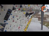 The Climbing Gym With MASSIVE Outdoor Walls | Climbing Daily Ep.1121