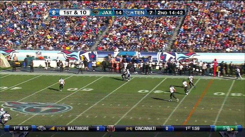 NFL 2012-13 W17 Tennessee Titans vs Jacksonville Jaguars