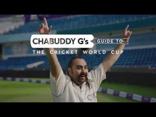 Cricket World Cup - Chabuddy G left stumped in comedy film