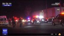 [이 시각 세계] 美 캘리포니아 아파트서 한밤중 총격전