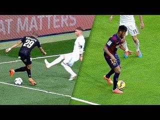 15 Jogadores Destruídos Por Neymar e Mbappé