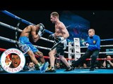 Rances Barthelemy vs Kiryl Relikh (Highlights)