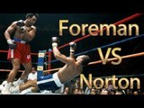 George Foreman vs Ken Norton (Highlights)
