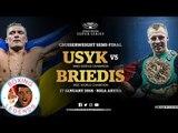Oleksandr Usyk vs Mairis Briedis (Highlights)