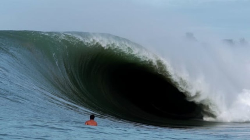 Laurie Towner Surfs Maxing Nias | needESSENTIALS