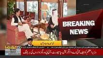 Ambassador of Saudi Arabia to Pakistan H.E. Mr. Nawaf Saeed Al Maliky called on Prime Minister Imran Khan at PM Office Islamabad on 27th August, 2018