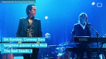 Nick Cave & The Bad Seeds Pianist Conway Savage Dead at 58