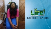 100% Satisfied Client Testimony weight Loss | client Rasheel | with Lifescc Hyderbad