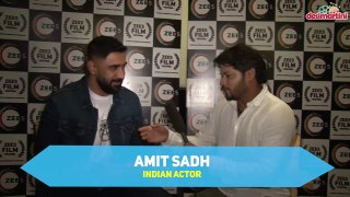 Amit Sadh speaks on his film choices and his new short film Baarish and Chowmein