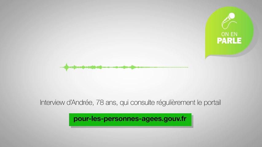 """Chronique radio """"On en parle"""" - Interview d'Andrée"""