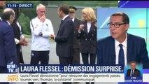 Avec Laura Flessel et Nicolas Hulot, le gouvernement perd deux ministres très populaires