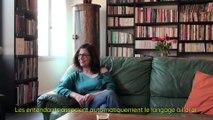 """Emmanuelle Laborit dans """"A Voix nue"""" (épisode 2)"""