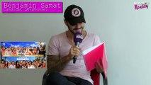 LMvsMonde3 : Benjamin Samat toujours en froid avec Camille ? Il répond (Exclu vidéo)