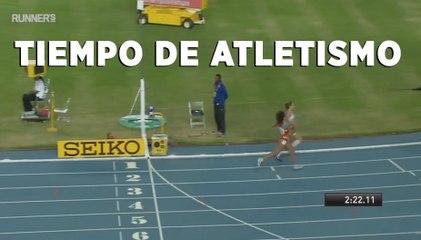 Tiempo de atletismo con Patricia Sarrapio y María Vicente