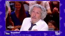 Alain Chabat fait référence à la rivalité entre Yann Barthès et Cyril Hanouna