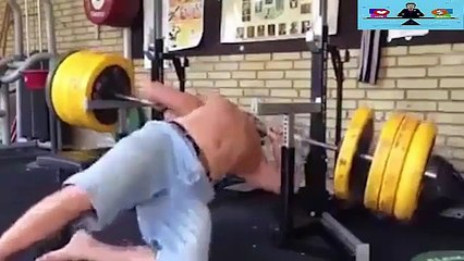 Most Dangerous Weightlifting, Gym and Workout fails Compilation 2018,  The Worst Gym Powerlifting and Weightlifting Fails in History Most Dangerous Weightlifting Gym and Workout fails Compilation