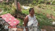 Saint-Martin : la Croix-Rouge aux côtés des sinistrés