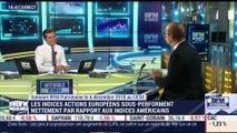 Sommet BFM Patrimoine: comment expliquer la sous-performance des indices européens par rapport à Wall Street ? - 04/09