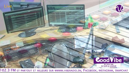 Good Vibe: Emission du 04 SEPTEMBRE avec Abba