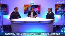 Alonzo, Laurent Garnier,... Les organisateurs d'Acontraluz détaillent le programme de ce festival rap et électro