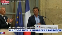 Nicolas Hulot en pleurs après sa démission du gouvernement (vidéo)