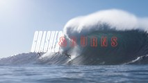 Three Minutes of Brutal Beatdowns from Australia's Nastiest Slabs | Crashes and Burns