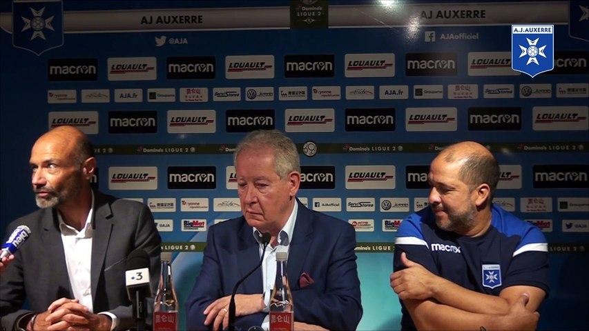 Conférence de presse - Mercato 2018