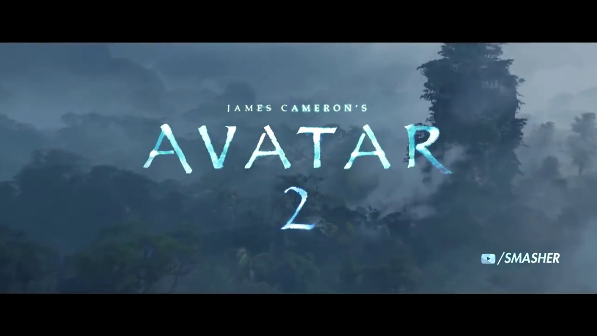 AVATAR 2 - Teaser Trailer (2020) 'Return to Pandora' Concept — Zoe Saldana Mo_HD