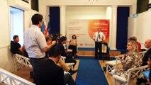 - Avrupa Komşuluk Politikası Ve Genişleme Müzakereleri Komisyonu Üyesi Hahn Tiflis'te