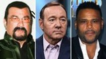 L.A. District Attorney Declines to Prosecute Sex Crime Cases Against Kevin Spacey, Anthony Anderson and Steven Seagal | THR News