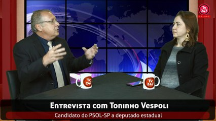 Palanque 247 - Entrevista com Toninho Vespoli candidato do PSOL-SP a deputado estadual (9)