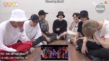 [Vietsub] [BANGTAN BOMB] BTS 'IDOL' MV reaction - BTS (방탄소년단)