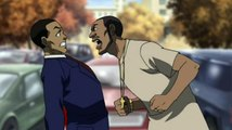 The Boondocks 2x04 - Stinkmeaner Strikes Back