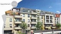 A vendre - Appartement neuf - LE PLESSIS BOUCHARD (95130) - 3 pièces - 52m²