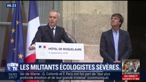 François de Rugy attendu au tournant par les écologistes