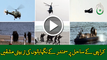 Karachi: Pakistan Navy Defence Day celebration