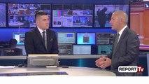 Report Tv- Ervin Bushati i ftuar ne studio