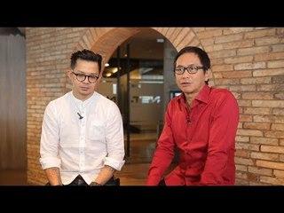 Cerita Addie MS dan Ronald Steven Saat Menjadi Music Director di Asian Games 2018