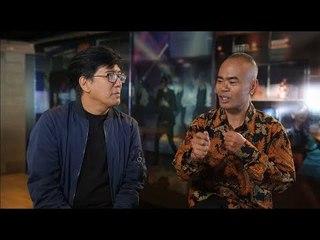 Cerita Denny Malik dan Eko Supriyanto Saat Menjadi Choreografer di Asian Games 2018