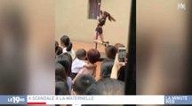 """Elle fait du """"pole dance"""" devant des élèves de maternelle - ZAPPING ACTU DU 05/09/2018"""
