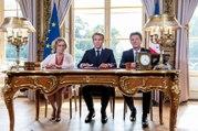 Promulgation de la loi « Travail : liberté du choix de son avenir professionnel » par Emmanuel Macron