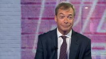 """In One Word: who does Nigel Farage think is """"Failed"""", who's """"Fun"""" and who's """"Dangerous""""?"""