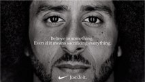 Trump Targets Nike For Kaepernick Ads