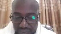 Ibrahim Yattassaye - Remerciement à tous les Maliens de l'Extérieurs