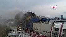 Bursa Bilim ve Teknoloji Merkezi'nin Çatısında Yangın - 7