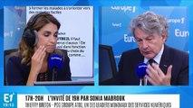 """Prélèvement à la source : """"il aura fallu 10 ans pour le faire"""", rappelle l'ancien ministre Thierry Breton"""