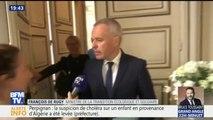 """Energie, santé, environnement... François de Rugy """"connaît les enjeux sur la table"""""""
